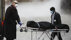 Son dakika haberi: ABDde korona virüsten bin 878 can kaybı daha