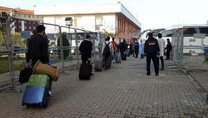 Adanada yurtta karantinadaki 156 kişi evlerine gönderildi