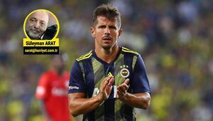 Fenerbahçeden Emre Belözoğlu planı Bir ilk olacak