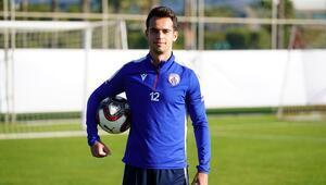 Kerim Alıcı: Hedefim bir Avrupa kulübünde forma giymek...