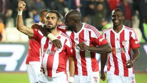 Sivasspor evinde Süper Ligin en iyisi