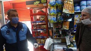 Sultangazide açık markete baskın: Müşteriler saklandı, market sahibi zorla içeri girdiler dedi