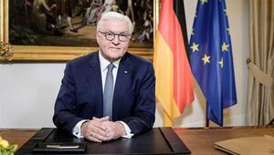Almanya Cumhurbaşkanı Steinmeier: Bu salgın insanlığımızın sınavıdır