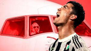 Ronaldo cephesinde skandallar bitmiyor Özel jetiyle corona virüsü yasağını deldi, ülke ayağa kalktı