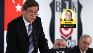 Beşiktaşta kavga büyüyor