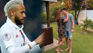 Neymar ve babasından, annesinin olay ilişkisine tam destek