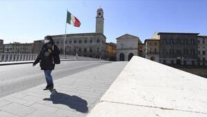Son dakika haberi: İtalyada corona virüsten can kaybı 19 bin 899a yükseldi