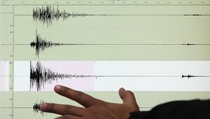 En son nerede deprem oldu Kandilli 12 Nisan son depremler listesi