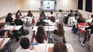 Özel okulda ücret tartışması