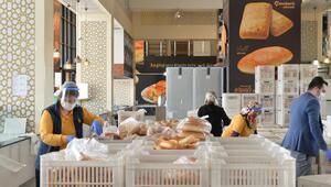 Halk Ekmek'ten 750 bin ekmek