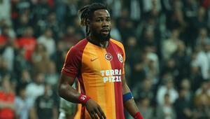 Galatasarayda Luyindama için transfer kararı 15 milyon Euro...