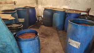 Adanada 2 bin 335 litre sahte içki ele geçirildi