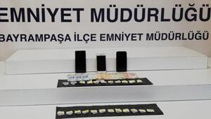 İstanbulda uyuşturucu operasyonu: 6 gözaltı