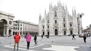 İtalyada Kovid-19 nedeniyle hayatını kaybedenlerin sayısı 20 bini aştı