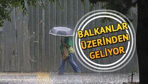 İstanbul için uyarı geldi: Yarın hava durumu nasıl olacak Meteoroloji 14 Nisan hava durumu tahminleri