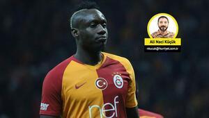 İşte Galatasarayın Mbaye Diagne planı
