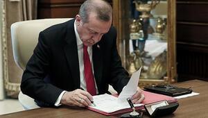 Cumhurbaşkanı Erdoğanın onayladı 14 kanun Resmi Gazetede…