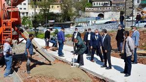 Belen'de Milet Bahçesinin temeli atıldı