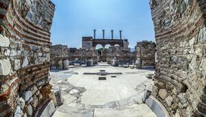 Ayasuluk Tepesi, Anadolunun tarihini barındırıyor