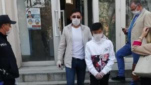 Edirnede 17 yaşındaki hırsızlık şüphelisine konuttan ayrılmama cezası