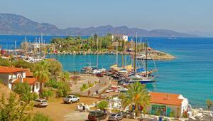 Ege ile Akdenizin birleştiği noktada yer alan güzellik
