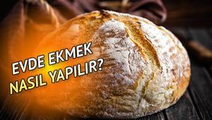 Ekmek tarifi ve yapımı: Evde ekmek nasıl yapılır