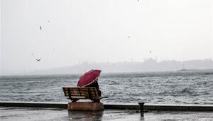 Son dakika... AKOM uyardı: İstanbulda şiddetli yağmur bekleniyor