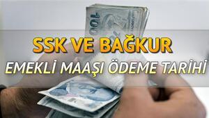 Emekli maaşları ne zaman yatar SSK Bağ Kur 1500 TL zamlı emekli maaşları ne zaman ödenecek