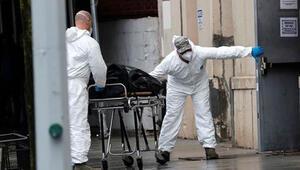 New Yorkta test edilmeyen 3 bin 700 kişinin daha Kovid-19dan öldüğü ortaya çıktı