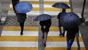 Hava durumu nasıl olacak Meteorolojiden 15 Nisan Çarşamba günü için sağanak uyarısı