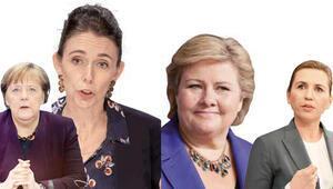 Forbes kadın liderlere dikkat çekti...  Kadınlar salgını daha mı iyi yönetti
