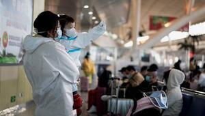 Çinde son 24 saatte Corona Virüs nedeniyle bir kişi yaşamını yitirdi