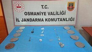 Jandarmadan uyuşturucu operasyonu: 6 gözaltı