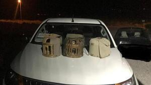 Kırıkkalede kaçak avcılara 9 bin 700 lira ceza