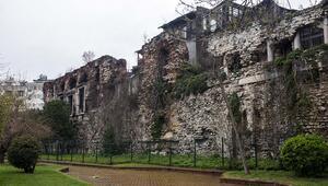 İstanbulun hüzünlü sarayı: Bukoleon