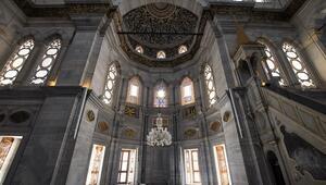 İstanbulun barok stilde inşa edilen ilk camisi: Nuruosmaniye Camii