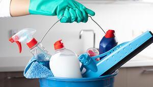 Koronavirüsten korunmak için temizlikte kullandığımız kimyasallara dikkat
