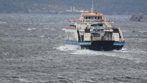 Bozcaada feribot seferleri haftada bir güne düşürüldü