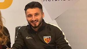 Kayserisporlu futbolcu Enver Cenk Şahin: Abdullah Avcı Fenerbahçede başarılı olur