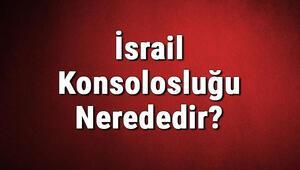 İsrail Konsolosluğu Nerededir İsrail Konsolosluğu Adresi, Telefon Numarası Ve İletişim Bilgileri