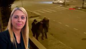 Gamze Palayı vahşice öldüren zanlının yakalanma anı kamerada