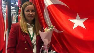 Milli satranççı Ekaterina Atalıktan Milli Dayanışma Kampanyasına destek
