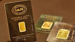 Gram altın 383 lira seviyesinde