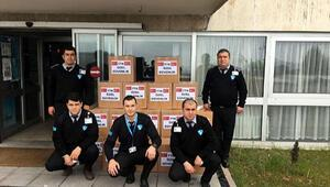 TTK özel güvenlik görevlilerinden yardım