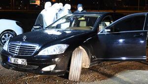 Bursada iş adamı otomobilinde ölü bulundu