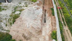 Teröristlerin 4 bin tüneli imha edildi