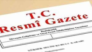 Terhisleri 1 ay erteleyen Cumhurbaşkanı kararı Resmi Gazetede