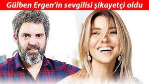 Gülben Ergenin sevgilisi menajer Sarıkayadan şikayetçi oldu: Vurduracağım seni tehdidi...