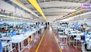 Malatyada maske üretiminde hedef: 3 milyon