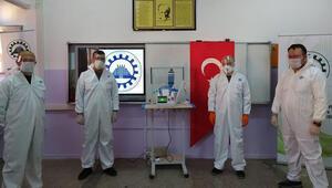 MEB İstanbul'da da üretti...Hem de uzaktan kumandalı